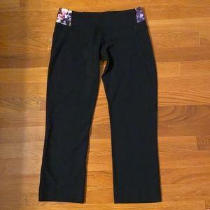 Lululemon Yoga Cropped Pants